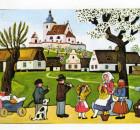 Josef Lada obraz - NovinyCZ prodejní galerie